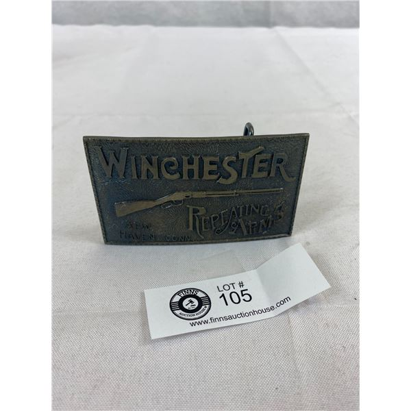 Nice Winchester Belt Buckle