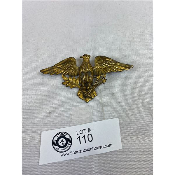 In Very Nice Condition Large Eagle Badge
