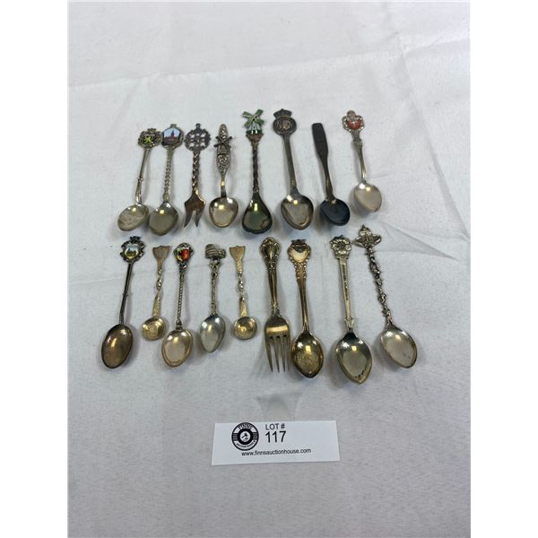 Very Nice Collector Spoon Lot