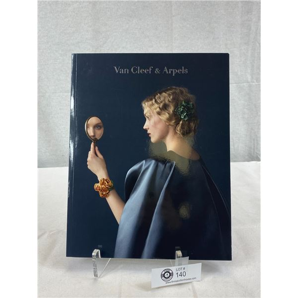 Van Cleef And Apparels Catalogue, Excellent Condition, Like New