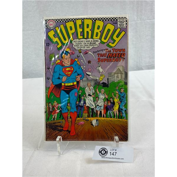 DC Comics Superboy, The Town That Hated Superboy, In Bag On Board