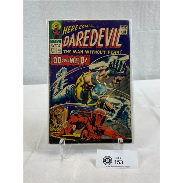 Marvel Comics Daredevil, DD Goes Wild, In Bag On Board