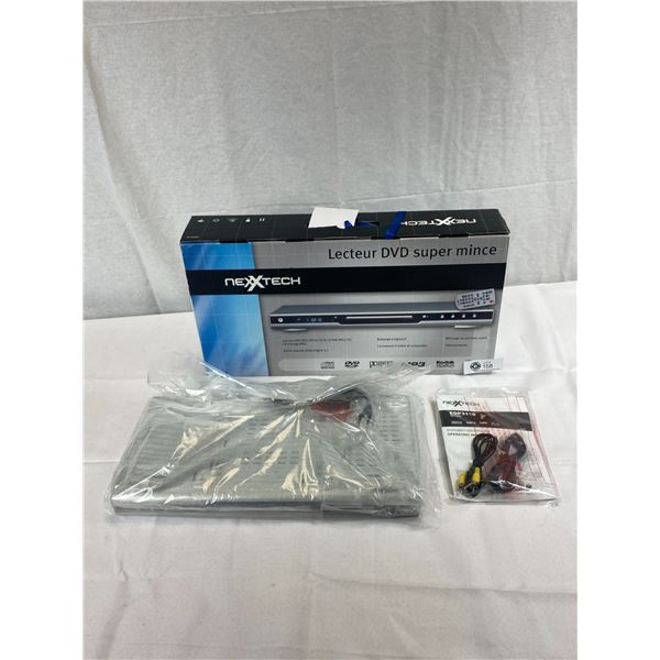 New In Box Nexx Tech DVD Player