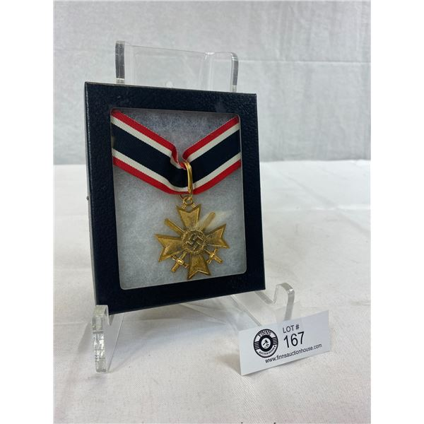 Museum Quality Copy German WW2 Merit Neck Cross