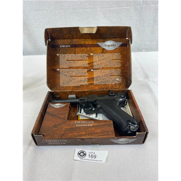 Lugar BB Gun By Legends, Excellent Condition In Original Box CANADA SHIPPING ONLY