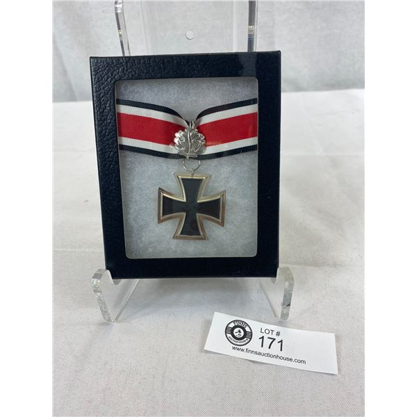 Museum Copy German WW2 Knights Cross With Oak Leaves