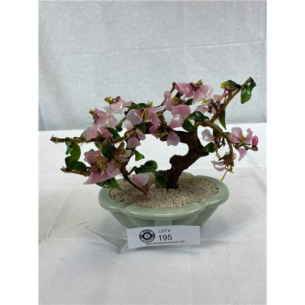 Very Nice Chinese Jade Tree