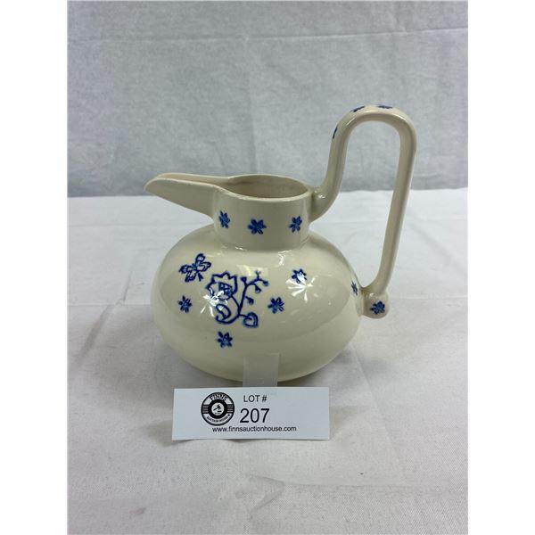 Very Unusual Pennsylvania Pottery Jug