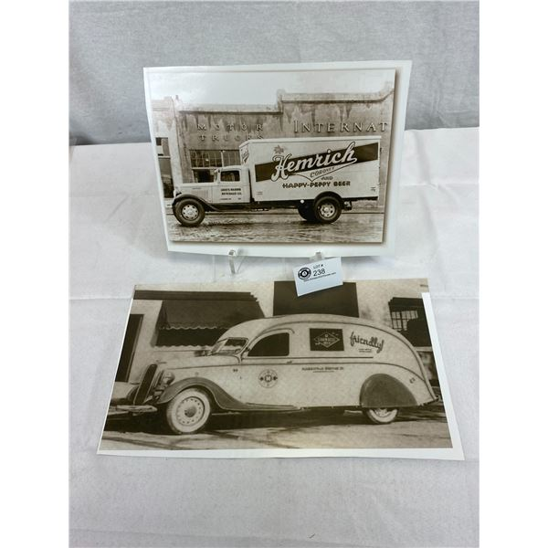 Early Delivery Truck Photo Images
