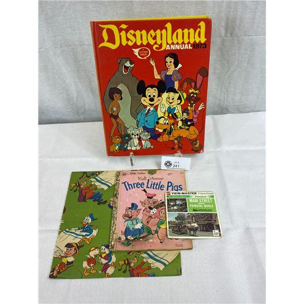 Nice Vintage Disney Lot