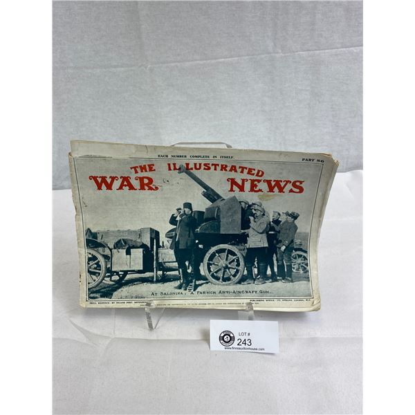 1916 The Illustrated War News