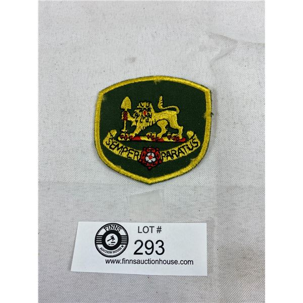 South Africa Army Patch