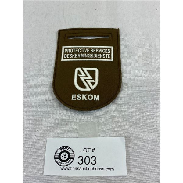 Eskom Protective Services Flash