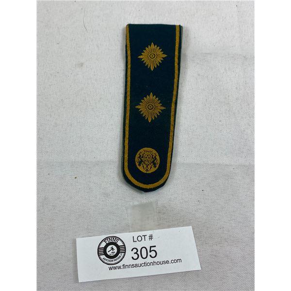 Shoulder Board Military/Police