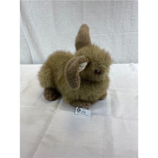 "Nice Large Marry Mayer Stuffed Rabbit 18""L x 11""T"