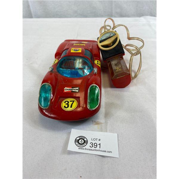 Nice Bandai Made In Japan Porsche Race Car