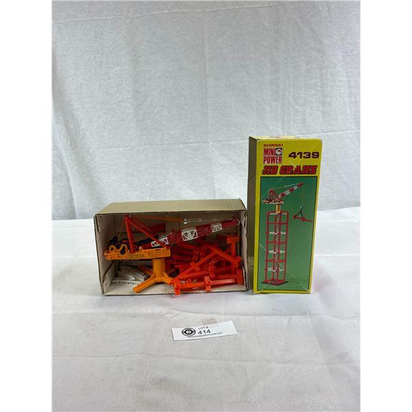 Shinsei Mini Power Gib Crane With Original Box