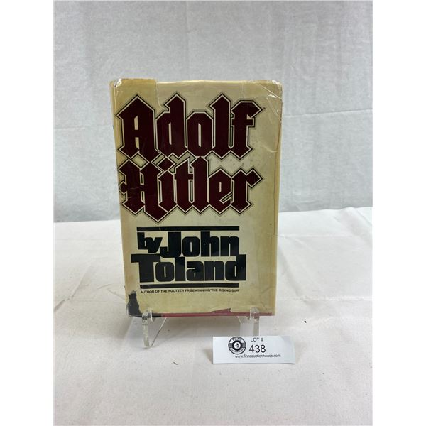Hardcover Book, Adolf Hitler By John Toland