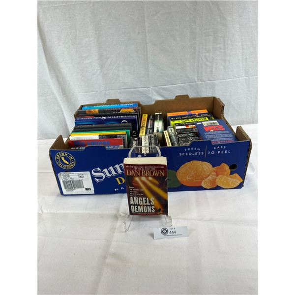 Nice Box Lots Of Novels