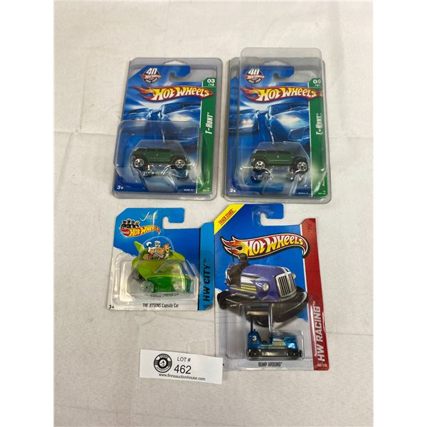 Nice Lot Of Hot Wheels Still In Packages