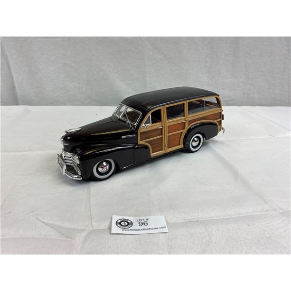 1:18 Scale Diecast 1948 Chevy Fleetmaster