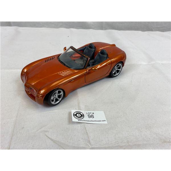 1:18 Scale Dodge Car