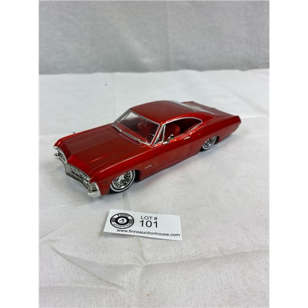 1:24 Scale 1967 Cheverolet
