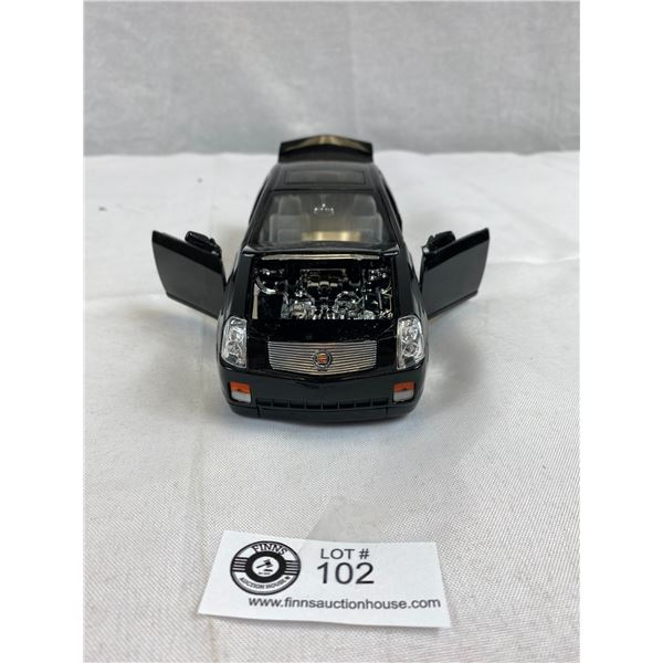 1;24 Scale Diecast Cadillac Car