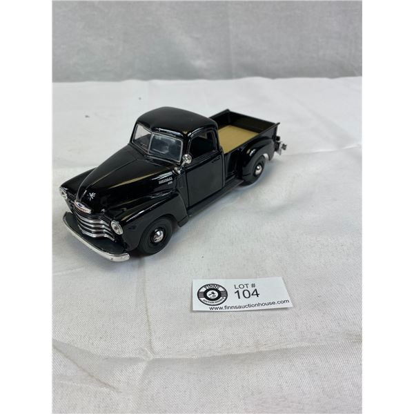 1:25 Scale 1950 Chevrolet 3100 Pick Up