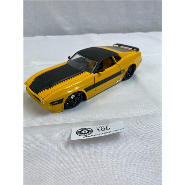 1:24 Scale 1973 Ford Mustang Mach 1