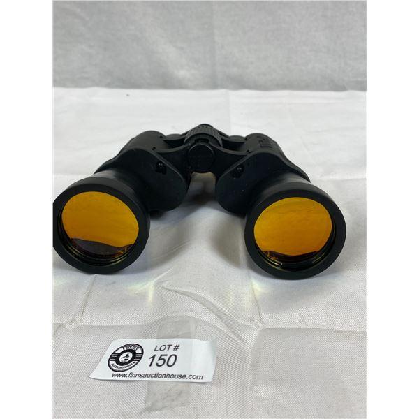 Vivitar 7x50 Binoculars w/ Case