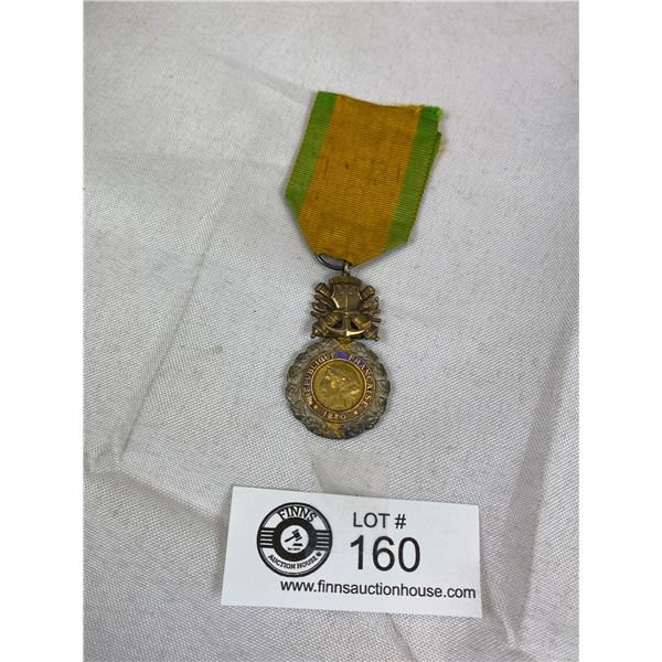A French 1870's Medal