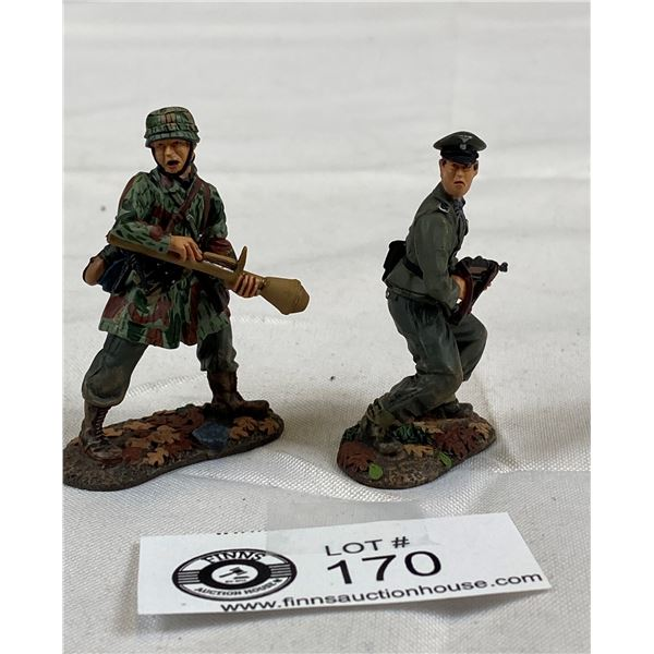New in Box Britain WW2 Normandy Figures