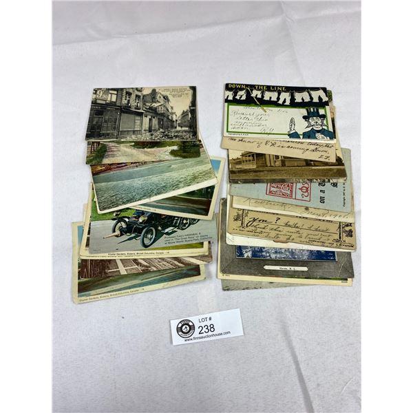 Antique/Vintage Postcard Lot