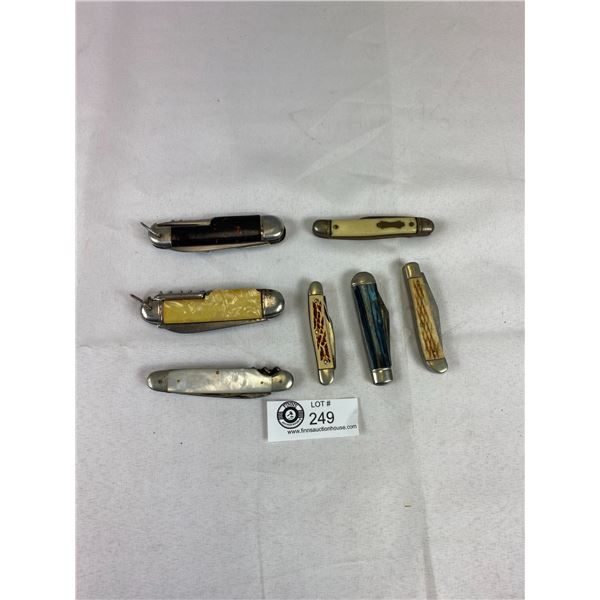 PocketKnife Lot