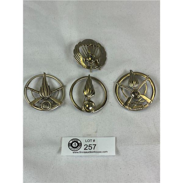 Italian Army Military Cap Badges