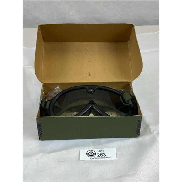 US Army Military Sun Wind Dust Goggles