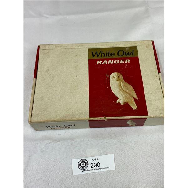 White Owl Ranger Cigar Box