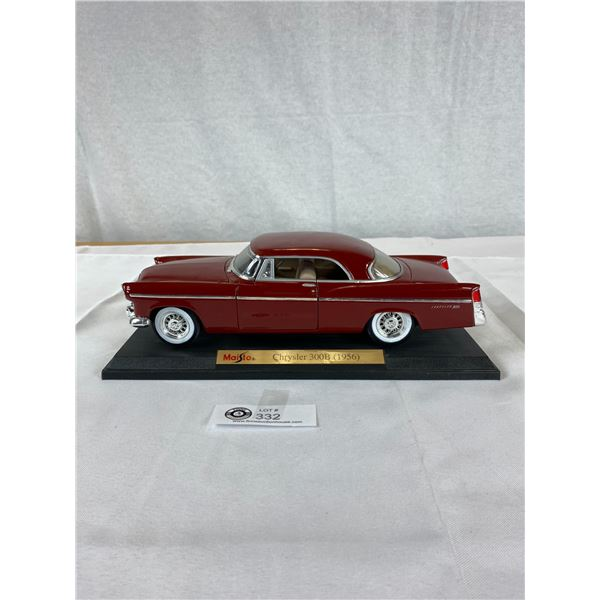 1:18 Scale Chrysler 300B 1956 Diecast car