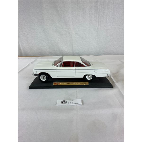 1:18 Scale 1962 Chevrolet Bel-Air Diecast Car