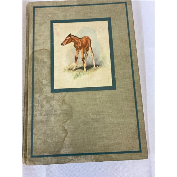 1945 Hardcover Book the Red Pony and the Best of Banjo Patterson
