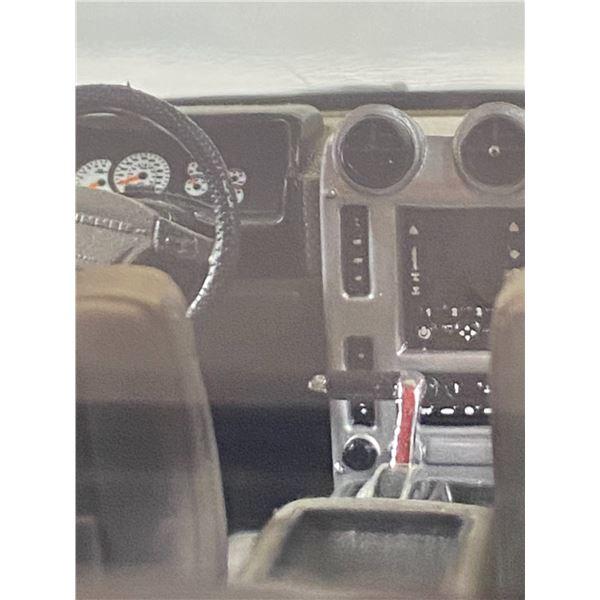 1:18 Hummer H2 diecast car