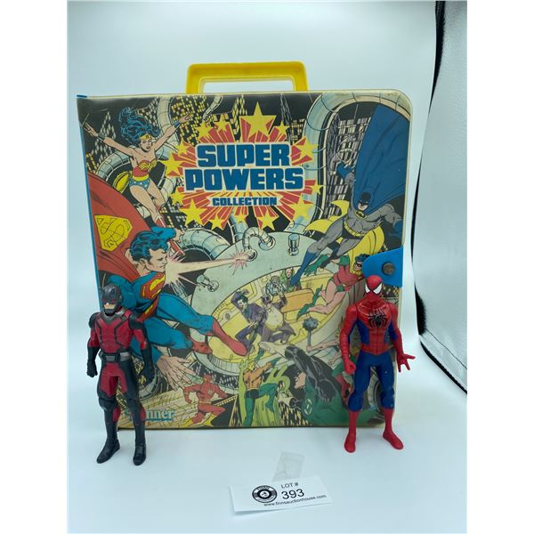 Kenner Superpowers Collection Kit