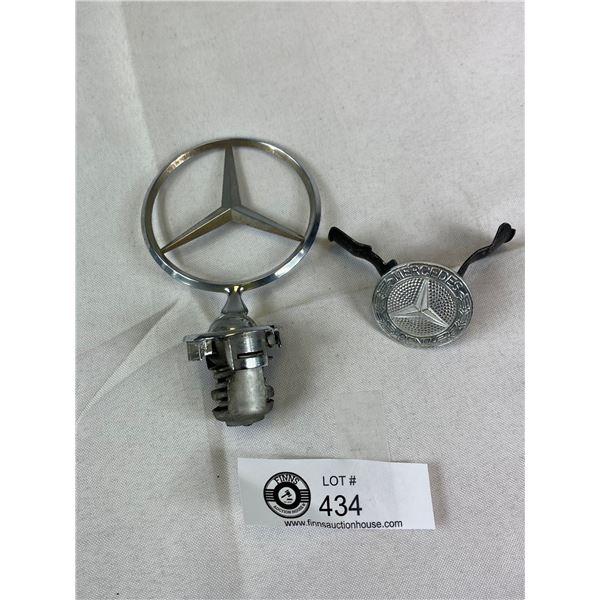 Mercedes Benz Hood ornaments