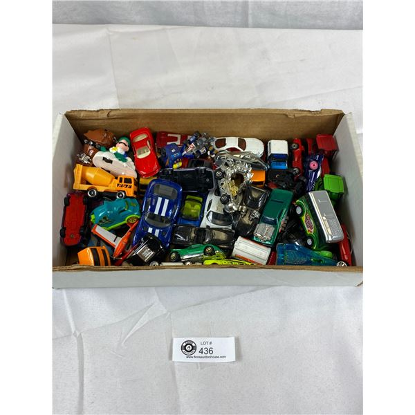 Nice lot of Vintage Hotwheels and matchbox