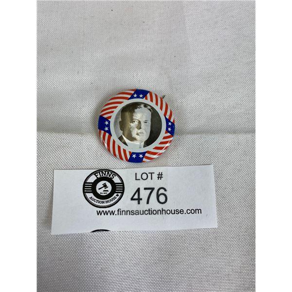 United states Political Campaign Button