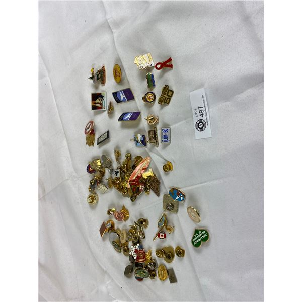 Nice Lot of collectable pins