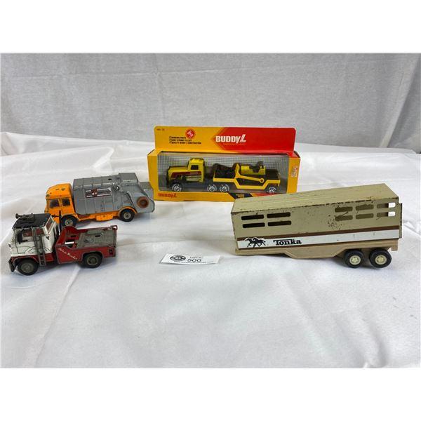Nice Misc lot of collectable toys buddyl tonka etc