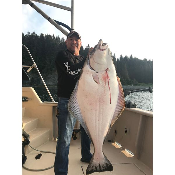 2 Days for 2 Anglers, Halibut Fishing in Alaska with Homer Ocean Charters in 2021