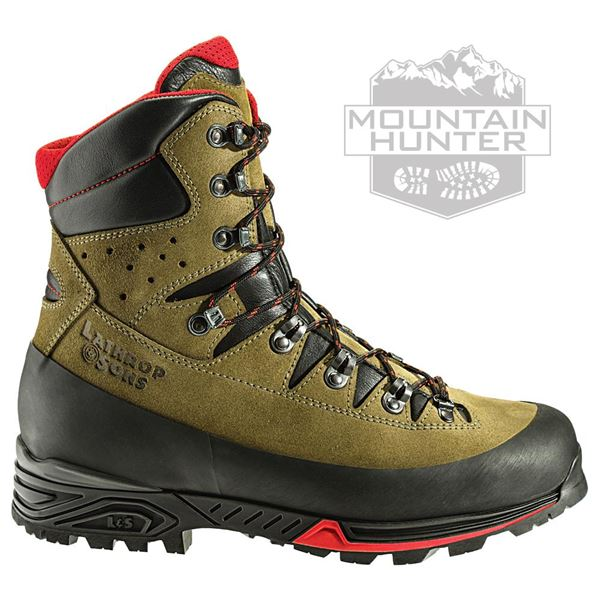 Lathrop & Sons Custom Mountain Hunter Boots